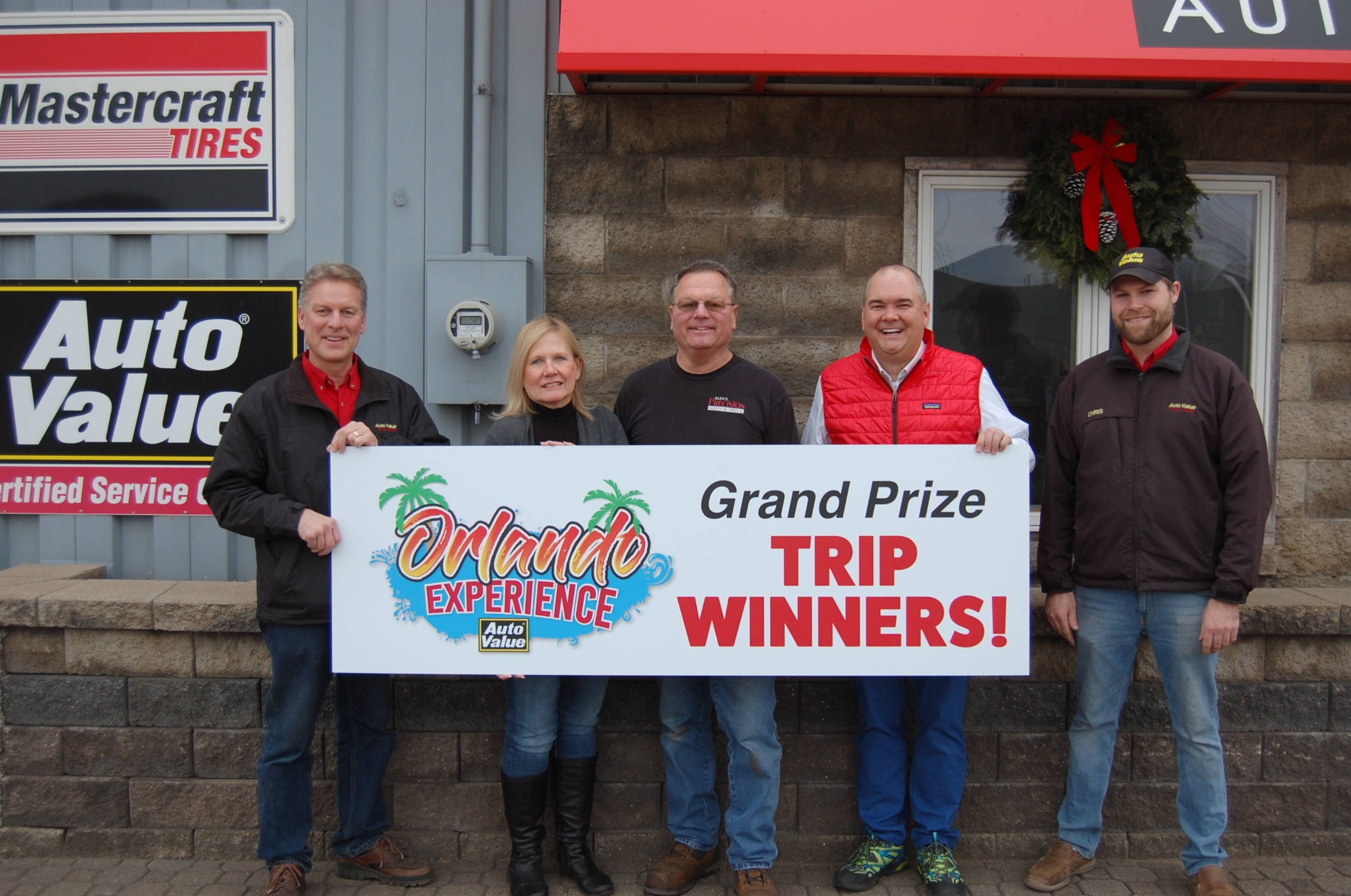 Grand Rapids Auto Parts >> Sauk Rapids Auto Value Announces Orlando Experience